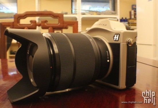 Hasselblad Lusso mirrorless camera 3