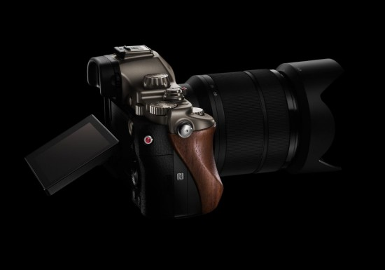 Hasselblad Lusso mirrorless camera