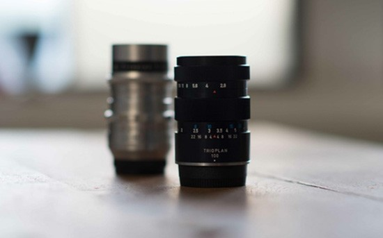 Meyer-Optik-Trioplan-100mm-f2.8-lens-for-DSLR-and-mirrorless-cameras