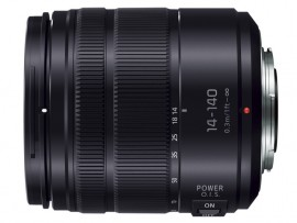 Panasonic matte black lens 2