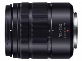 Panasonic matte black lens 3