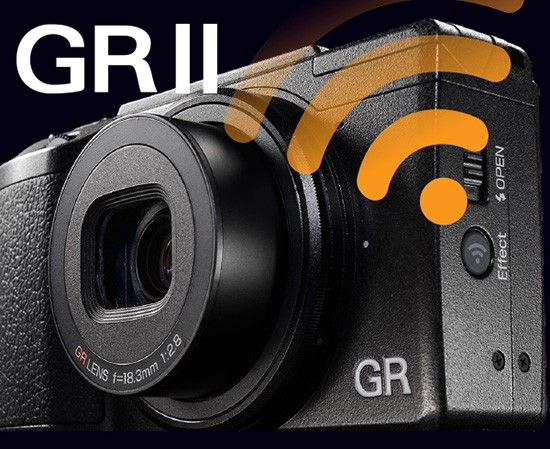 Ricoh-GR-II-with-Wi-Fi