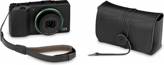 Ricoh limited edition GR II camera set