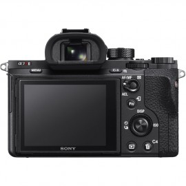 Sony a7R II mirrorless camera 3