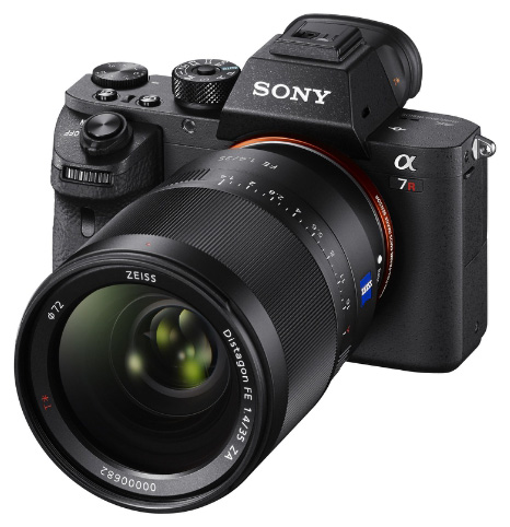 Sony-a7R-II-mirrorless-camera