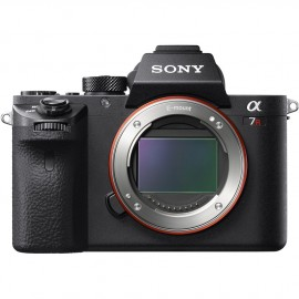 Sony a7R II mirrorless camera
