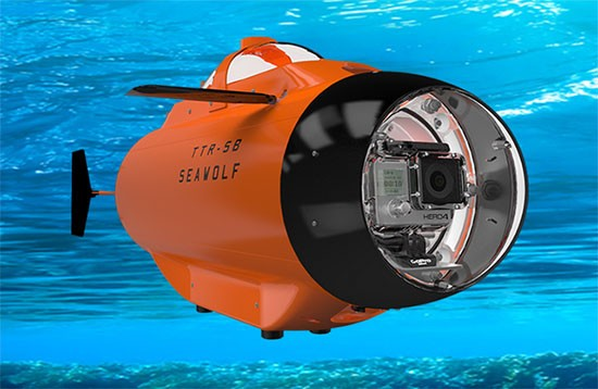 TTR-SB-Seawolf-submarine-specially-designed-for-GoPro-cameras