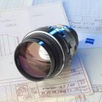 Zeiss Planar 50mm f:0.7 lens