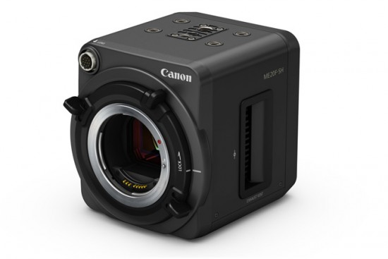 Canon ME20F-SH full frame multi purpose camera