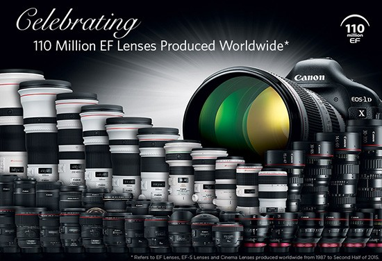 Canon-celebrates-the-production-of-110-million-interchangeable-EF-lenses
