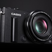 Casio EX-100F compact camera 2
