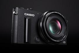 Casio EX-100F compact camera 2