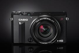 Casio EX-100F compact camera