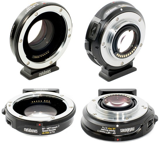 Metabones-Speed-Booster-Ultra-0.71x-adapter-for-Micro-Four-Thirds-cameras