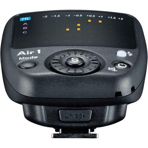 Nissin Di700A Flash Kit with Air 1 Commander for Sony Cameras