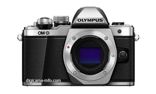 Olympus E-M10II camera