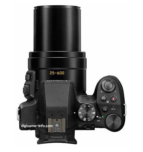 Panasonic DMC-FZ330 camera 2