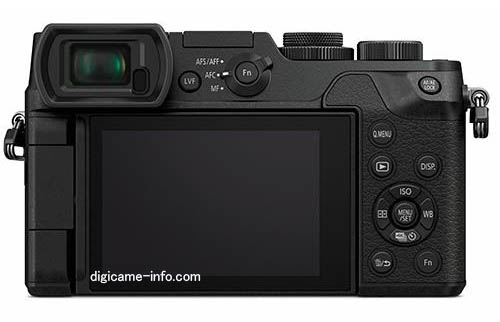 Panasonic DMC-GX8 MFT mirrorless camera 3