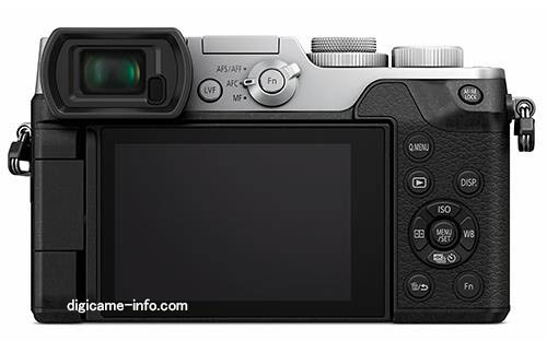 Panasonic GX8 Micro Four Thirds mirrorless camera 2
