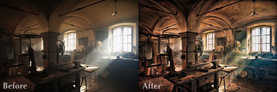 Topaz Adjust plugin before and after examples 3