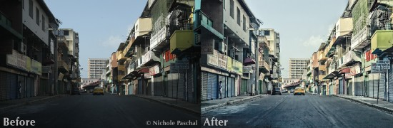 Topaz Adjust plugin before and after examples 8