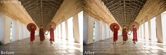 Topaz Adjust plugin before and after examples 9