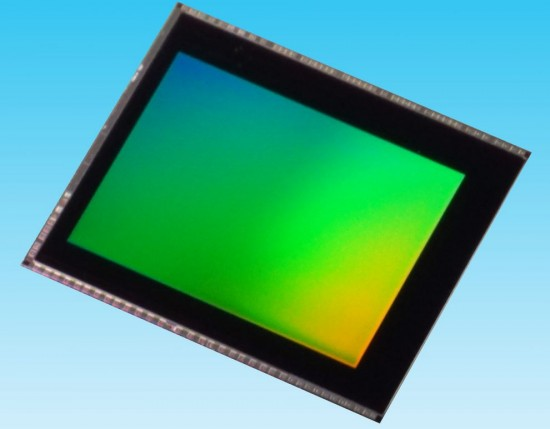 Toshiba world smallest 16MP sensor