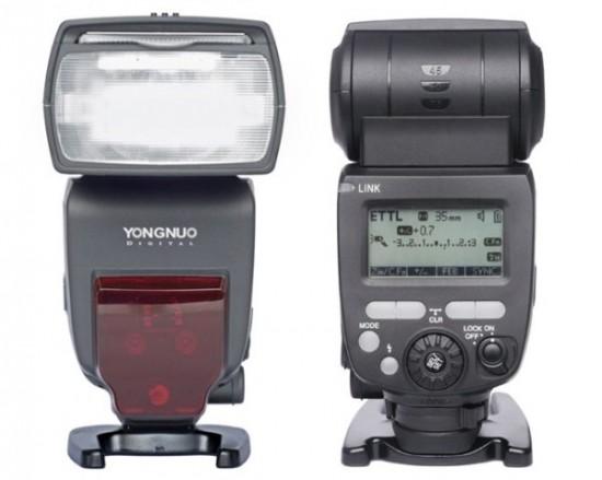 Yongnuo YN685 flash with integrated YN622C radio