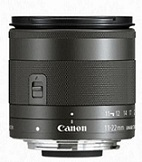 Canon - EF-M 11-22mm f:4-5.6 IS STM Lens