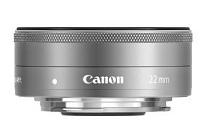 Canon - EF-M 22mm f:2 STM Lens