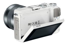 Canon EOS M3 mirrorless camera 2