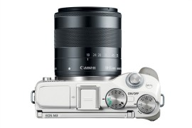 Canon EOS M3 mirrorless camera 4