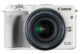 Canon EOS M3 mirrorless camera 5