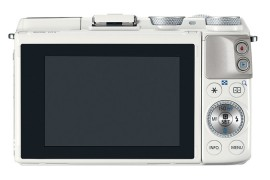 Canon EOS M3 mirrorless camera 6