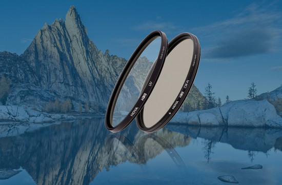 Hoya announced a new lineup of HD3 filters