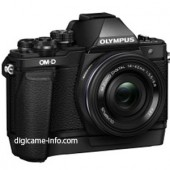 Olympus E-M10 Mark II MFT camera