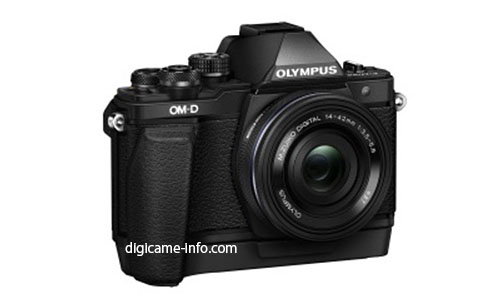 Olympus E-M10 Mark II MFT camera