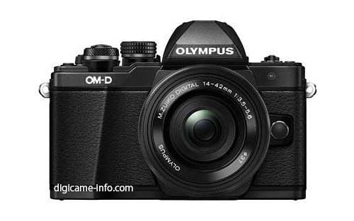 Olympus E-M10 Mark II camera