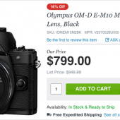 Olympus-OM-D-E-M10-Mark-II-camera-with-14-42mm-lens-now-in-stock