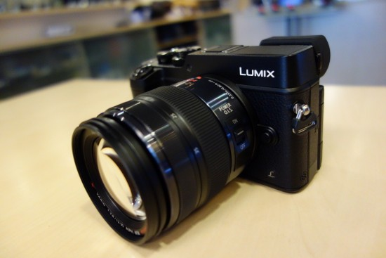 Panasonic GX8 camera listed as discontinued at B&H