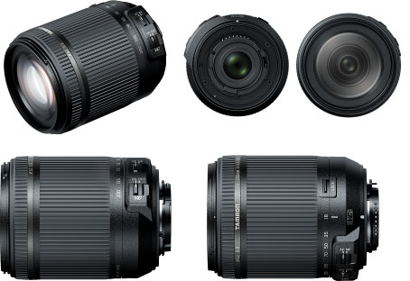 new tamron 18 200mm f 3 5 6 3 di ii vc lens announced model b018 photo rumors. Black Bedroom Furniture Sets. Home Design Ideas