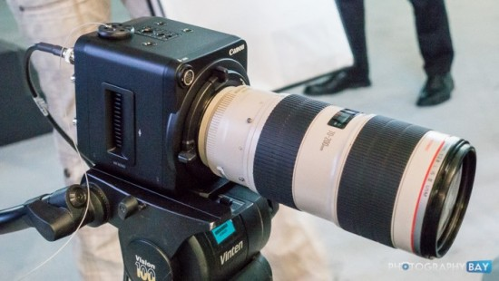 Canon ME20F-SH sample video at ISO 4,000,000