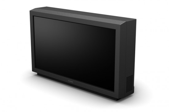 Canon Professional 8K reference display