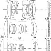 Konica Minolta 18-35mm f:2-2.8 lens patent