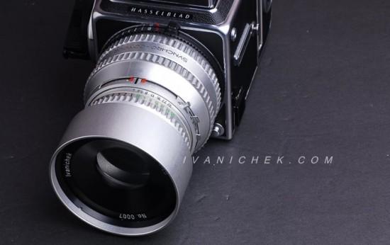 Petzvar 120mm f:4 lens for Hasselblad 500 cameras 2