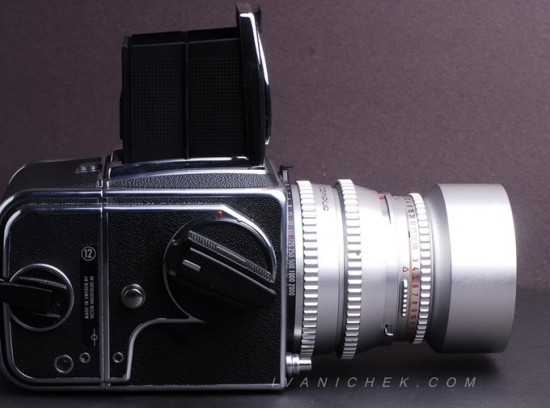 Petzvar 120mm f:4 lens for Hasselblad 500 cameras 3