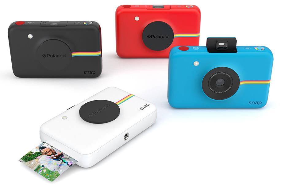 New plastic cameras polaroid snap digital holga for New camera 2015