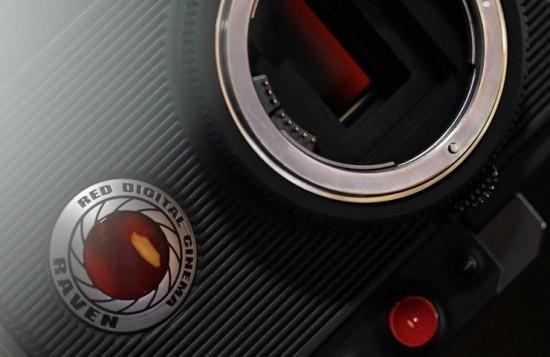 Red Raven 4k camera 2