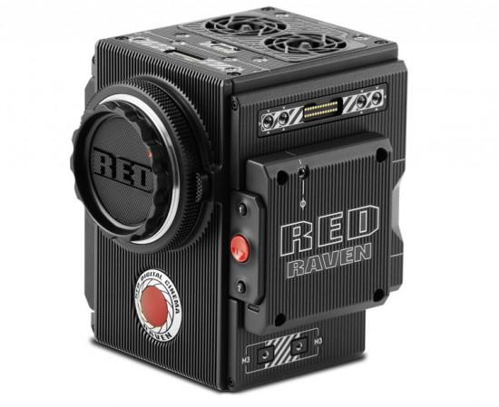 Red-Raven-4k-camera