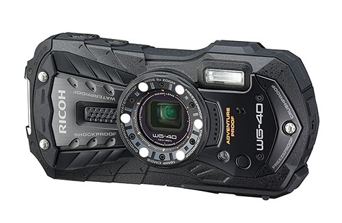 Ricoh Pentax WG-40 camera